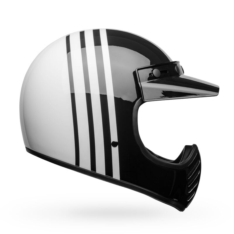 Black//X-Small BELL Moto 3 Suede Top Pad Street Motorcycle Helmet Accessories