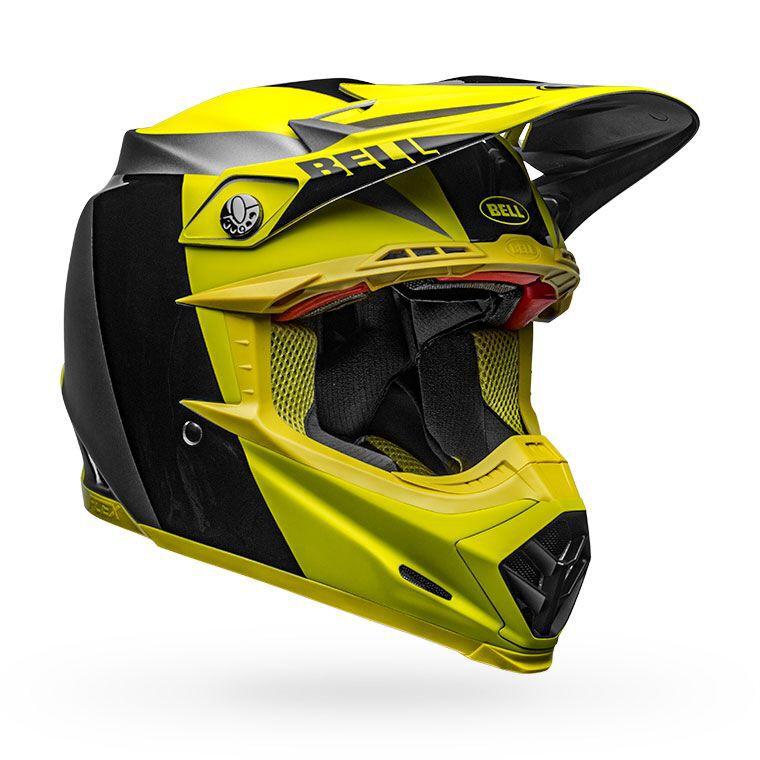 Bell Moto-9 Moto 9 Spare Peak Visor Motocross Dirt Bike MX Off Road Dirtbike