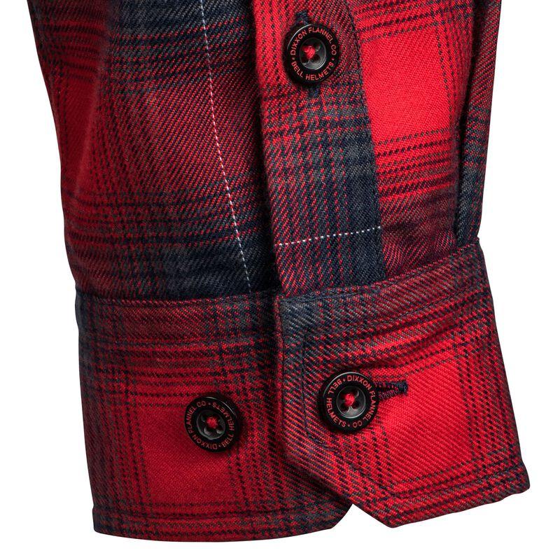 Men's Bell + Dixxon Long Sleeve Flannel Shirt