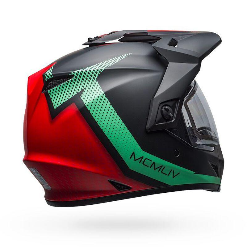 MX-9 Adventure Snow - Dual Shield
