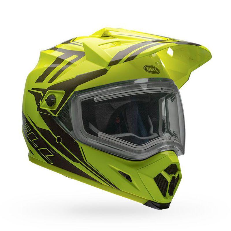 MX-9 Adventure Snow - Electric Shield