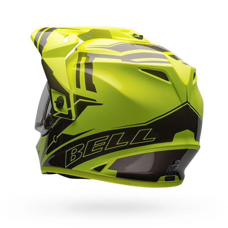MX-9 Adventure Snow - Electric Shield