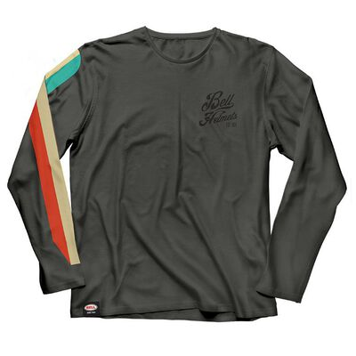 Bell Vintage Moto Long Sleeve Mens Tee