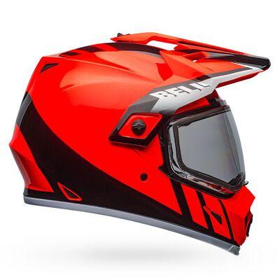 MX-9 Adventure Snow MIPS - Dual Shield