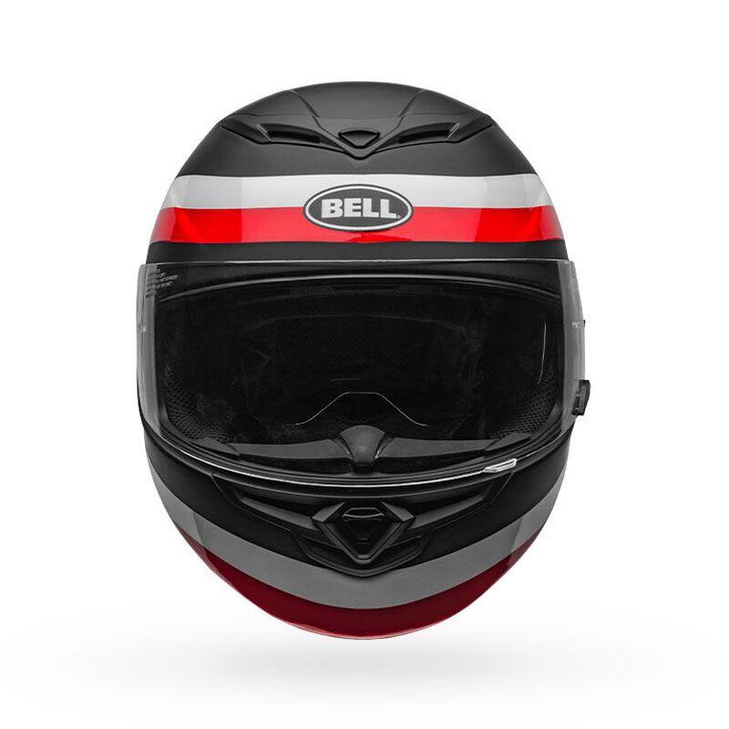 Large Soid White Bell Helmets RS2