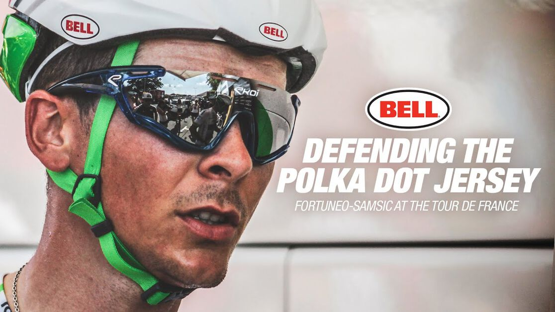 Defending the Polka Dot Jersey
