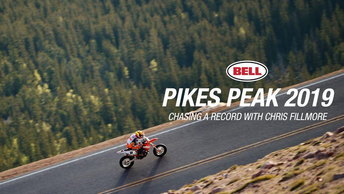 Pikes Peak Hill Climb 2019
