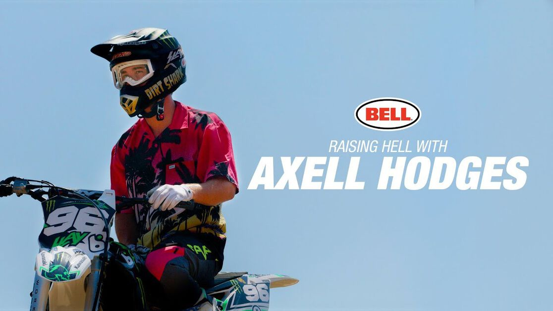 Raising Hell with Axell Hodges