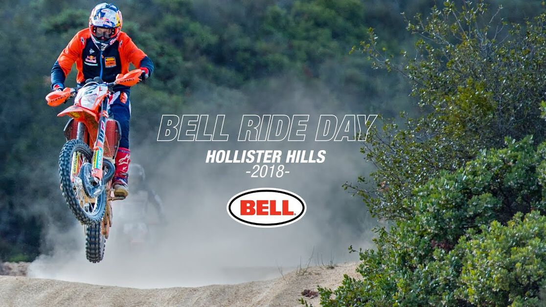 Bell Ride Day at Hollister Hills 2018
