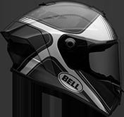 Bell Race Star Flex Tracer Matte Black/Grey Helmet