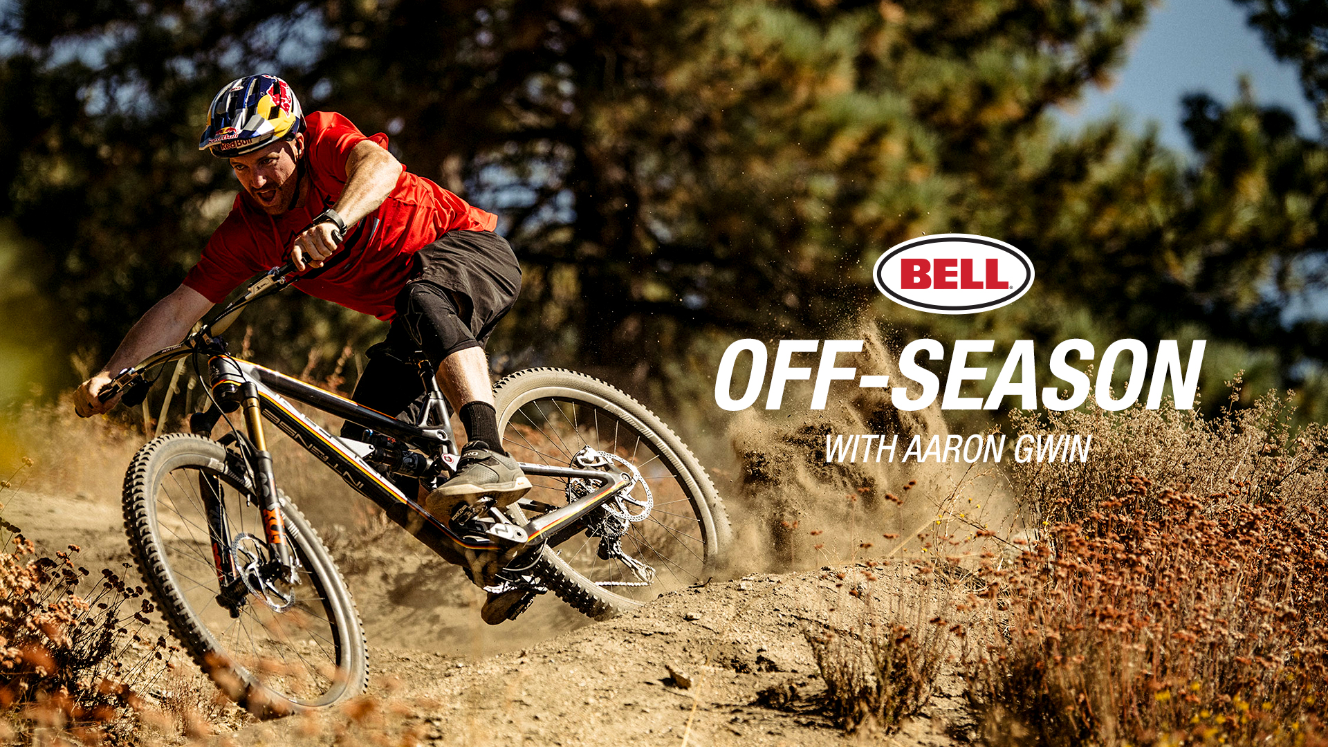 Q&A With Aaron Gwin