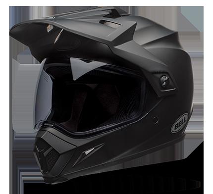 Bell MX-9 Adventure dirt motorcycle helmet with MIPS