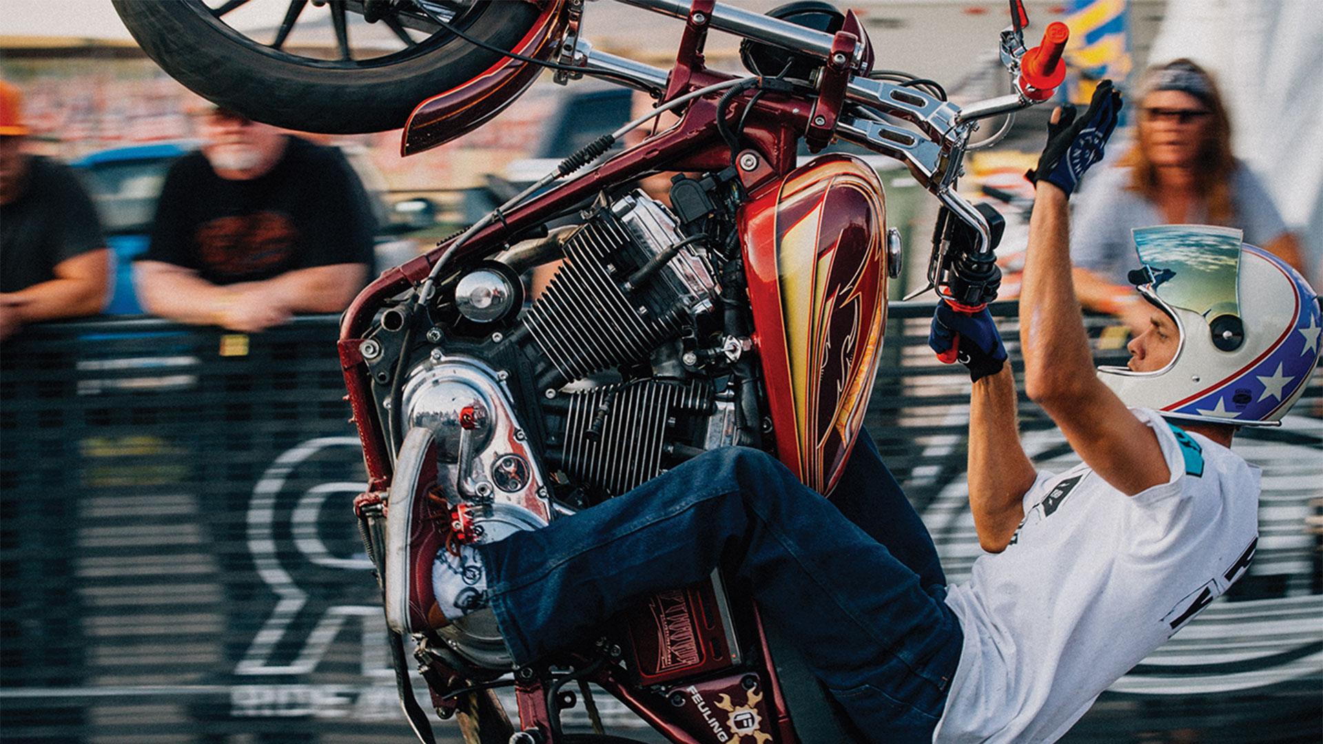 "Bell Presents the ""Brawl at Phoenix Bike Fest"""