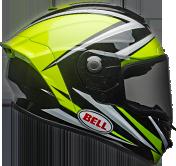 Bell Star MIPS Torsion Gloss Hi-Viz Green/Black Helmet