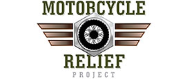 Motorcycle Relief Project (MRP) logo