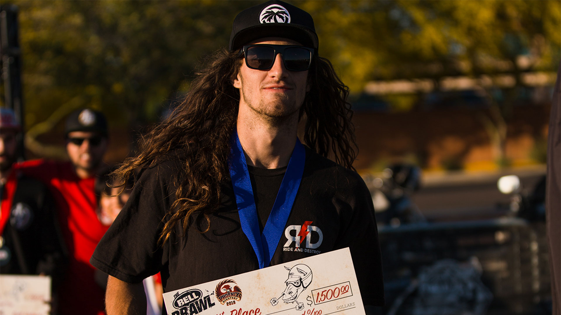 Tyler Heuertz Wins Brawl at Phoenix Bike Fest