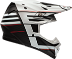 Moto-9 Flex Blocked Black