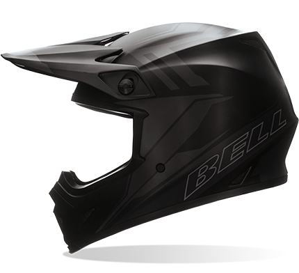 Bell MX-9 dirt motorcycle helmet with MIPS