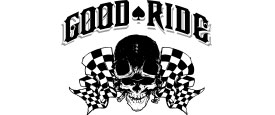 Good Ride logo
