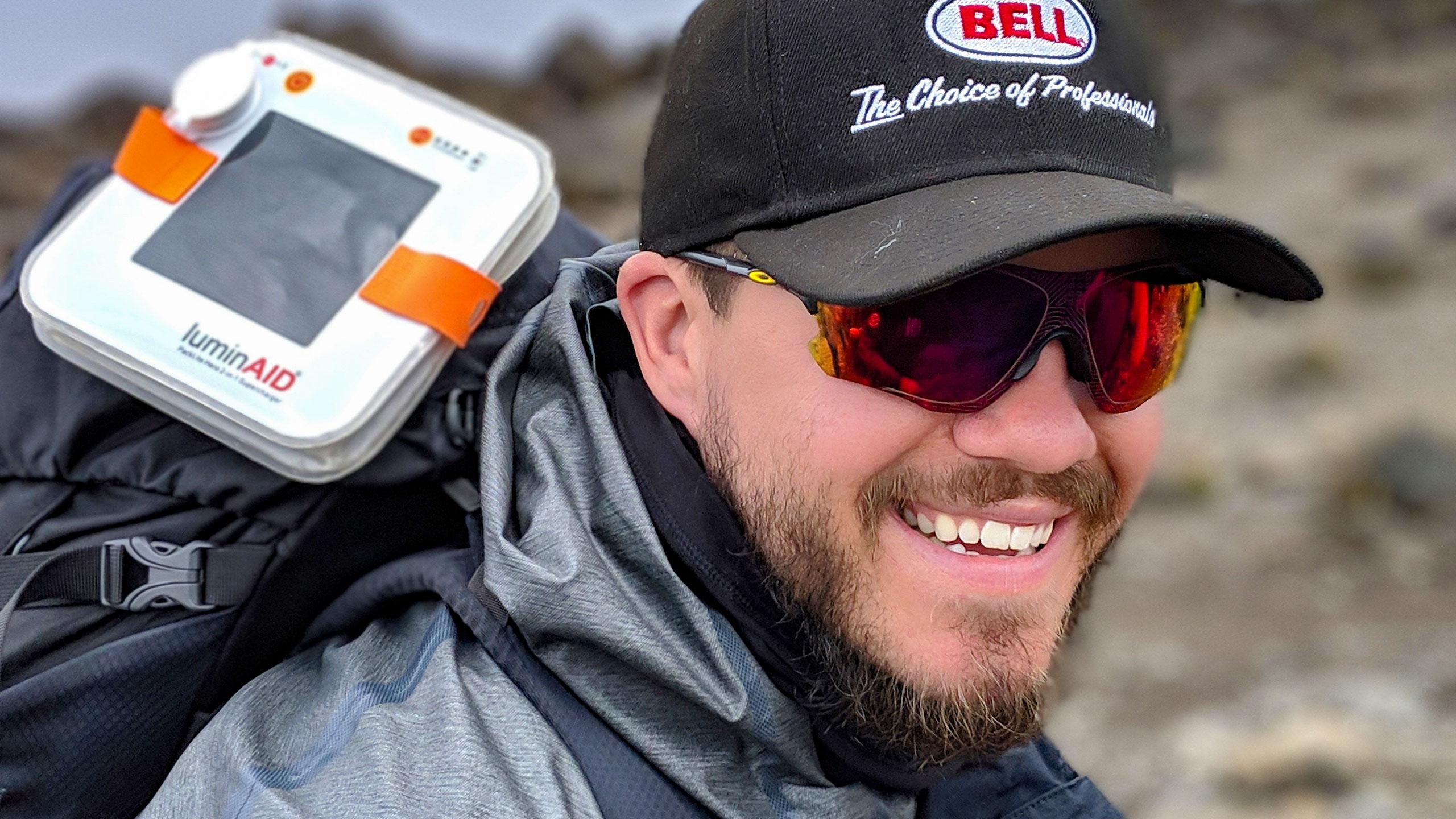 Under the Helmet with Hayden Gillim
