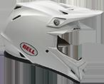 Moto-9 Flex Solid White