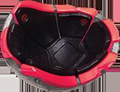 Helmet layers