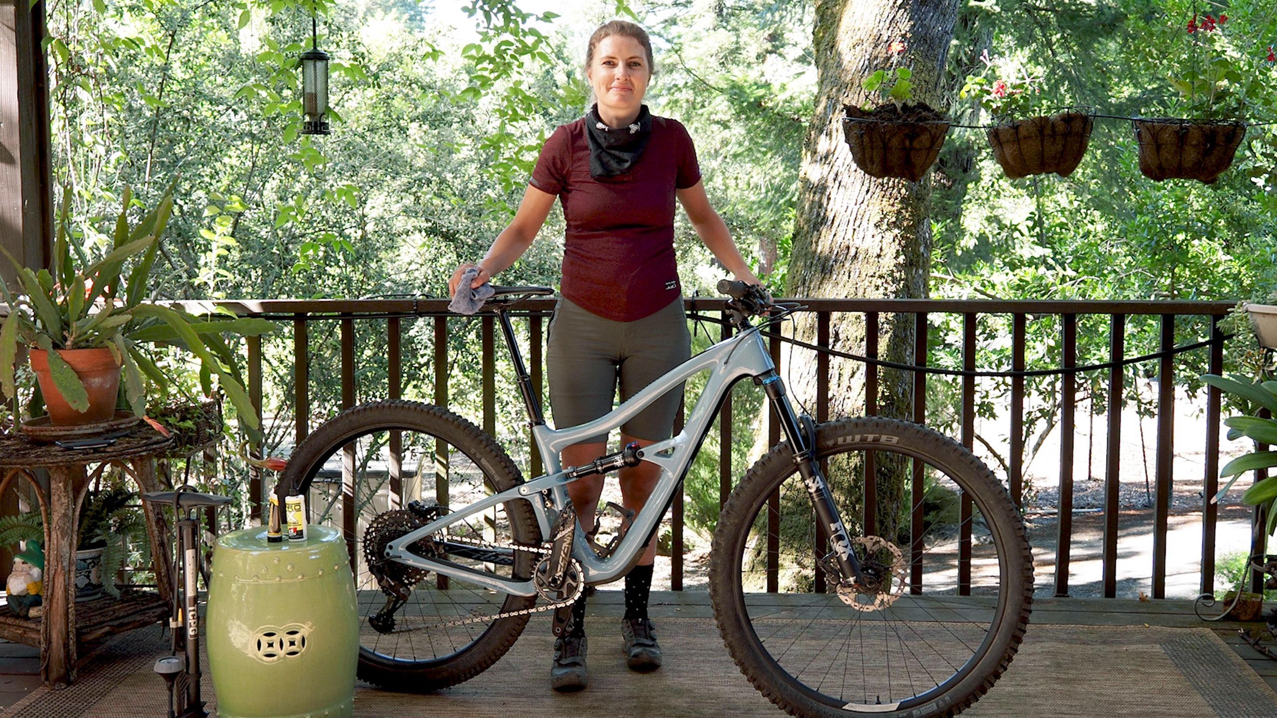 Pre-Shred Bike Check